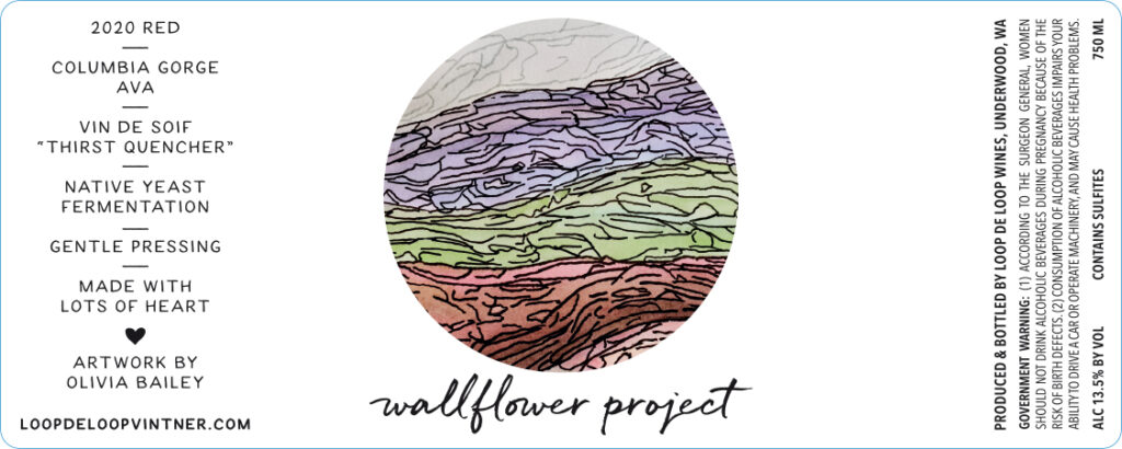 Wallflower Project Red