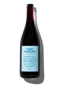 Post Familiar Chilable Red