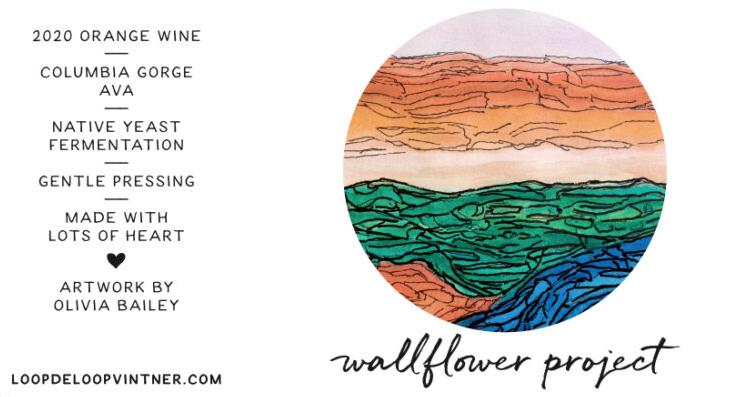 Wallflower project orange